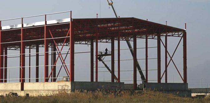 Строительство металл сооружений