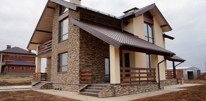 Частное фото дом
