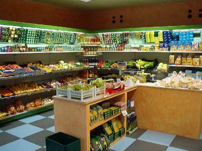 продуктовый магазин. фото